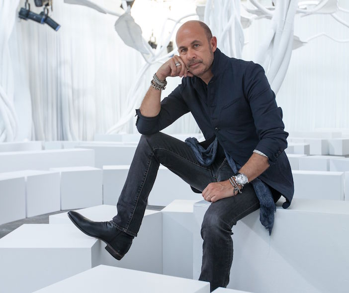Detroit native John Varvatos is credited with the invention of the boxer-brief.