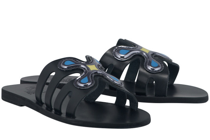 ancient-greek-sandals-peter-pilotto-silicon-flower-black-anthracite