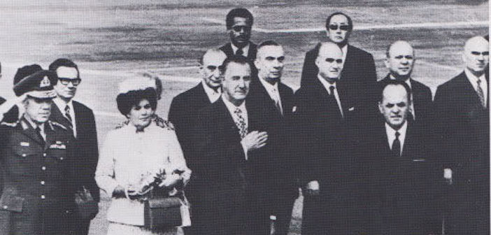 Vice President Spiro T. Agnew, who was of Greek descent, angered many Greeks when he visited in 1971, embraced the junta leaders and called them the country's best leaders since Pericles ruled ancient Athens.