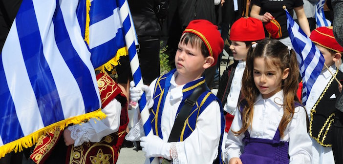 New Study: Greek Children Biggest Victims of Austerity - The Pappas Post