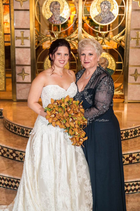 The Remarkable Story of One Bride's Desire to Honor 5 Generations of Greek Women in Her Family with a Century-Old Wedding Coat