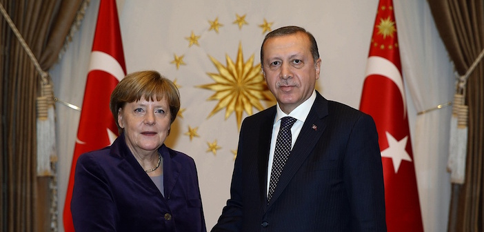 Angela Merkel Leaves Ankara Empty Handed and Humiliated after Yet Another Visit to Turkey