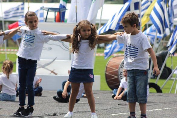 24 Amazing Photos from a South African School's Celebration of Greek Independence Day