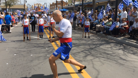 23 Photos from Greek Independence Day in the Greekest Place in America— Where Kalymnos and the Sponge Rule
