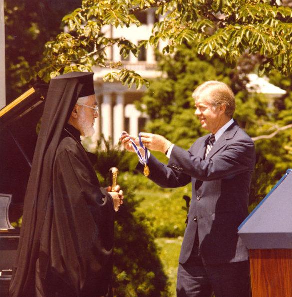 On This Day April 10, 2005: Archbishop Iakovos Passes Away