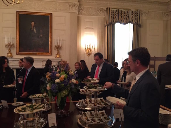 (Photos) What was Cooking at the White House Greek Independence Day Celebration?