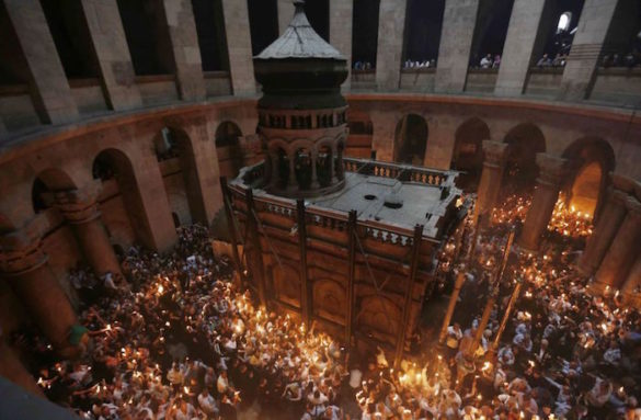 King of Jordan to Fund Restoration at Christianity's Holiest Church in Jerusalem