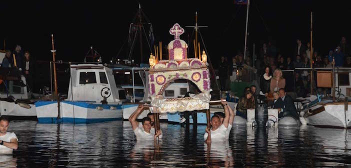 The Island of Hydra's Unique Good Friday Tradition in Photos
