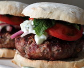 It's National Burger Day in the United States: Add Some Greek to Your Burger Today with These Clever Ideas
