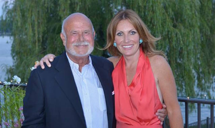 Danialle and her husband, Peter Karmanos Jr.