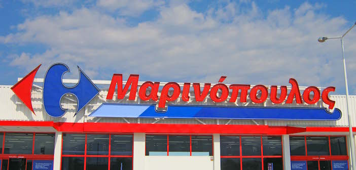 Greek Supermarket Giant Marinopoulos Files for Bankruptcy