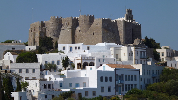 Patmos' main town of Chora is built around the imposing Monastery of St. John where the Book of Revelation was written two thousand years ago.