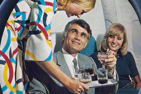 On This Day July 30, 1956: The Birth of Onassis' Olympic Airways (Celebrate with 11 Awesome Vintage Pics)