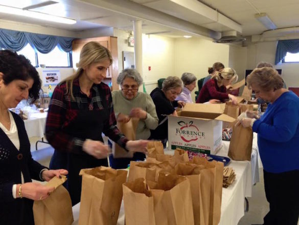 Greek Orthodox Women in the United States Prepare, Serve 750,000 Meals to Hungry Across the United States, Greece