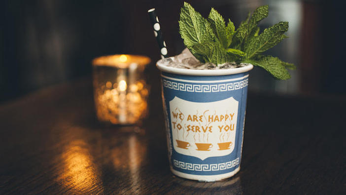 Sweetwater Social in New York City serves fun cocktails in them
