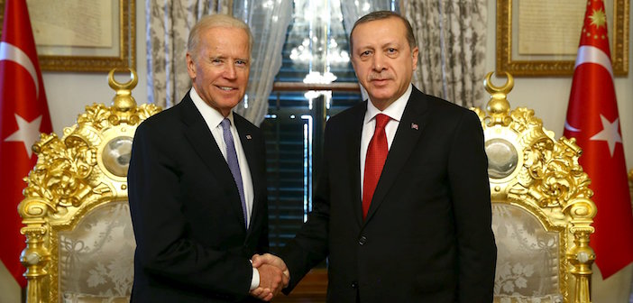 Biden to Turkey: You Have no Greater Friend and no Stronger Ally than the United States