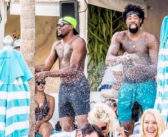 Team USA Basketball Doesn't Miss a Beat; Already Celebrating Gold in Mykonos