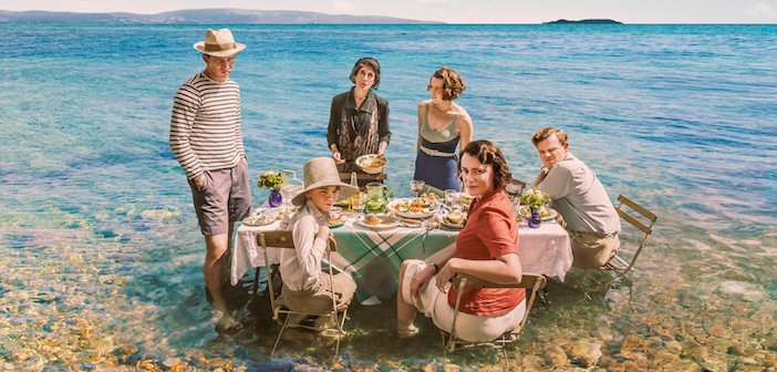 Popular UK Series The Durrells in Corfu Coming to US Television