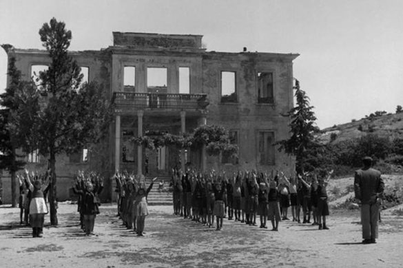 On This Day September 2, 1944: Innocent Civilians Burned Alive in Hortiatis by Nazis