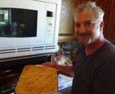 A Family Heirloom Story and Recipe that Pays Tribute to George Menzelos' Greek and American Heritage