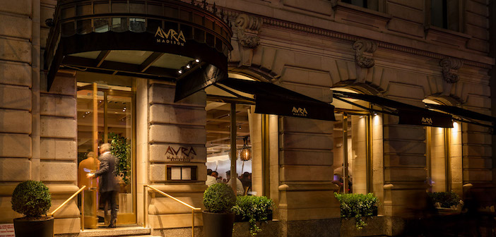 """Avra Madison is the New """"It"""" Restaurant in NYC"""