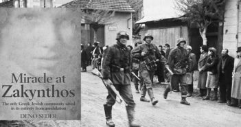 Book Highlights Miraculous Survival of Entire Jewish Community on Zakynthos by Greek Christian Civilians