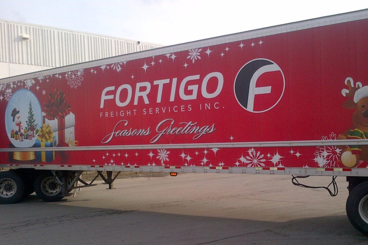 3e47333a6c This Canadian Freight Services Company Just delivered a Truck Full of Toys  for Kids in Need in Toronto