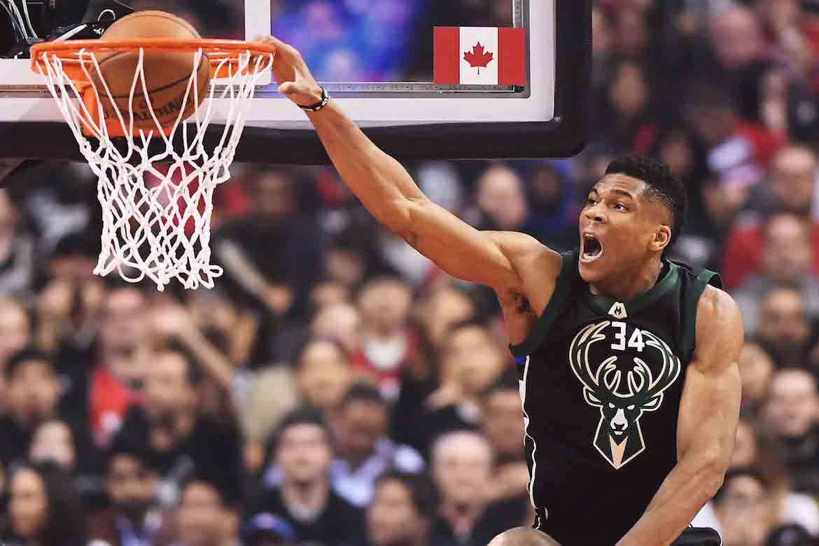 (Video) Toronto's Big, Fat, Greek Welcome to Giannis ...