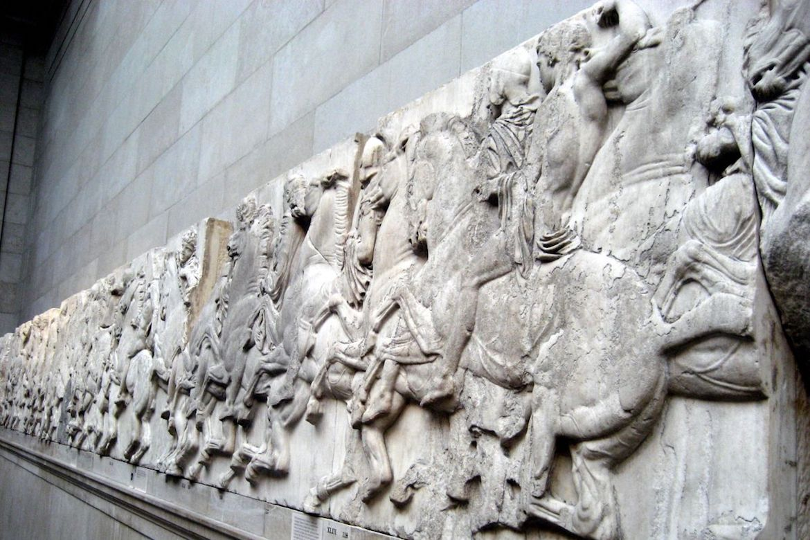 opinion the parthenon marbles and greece s power over brexit the