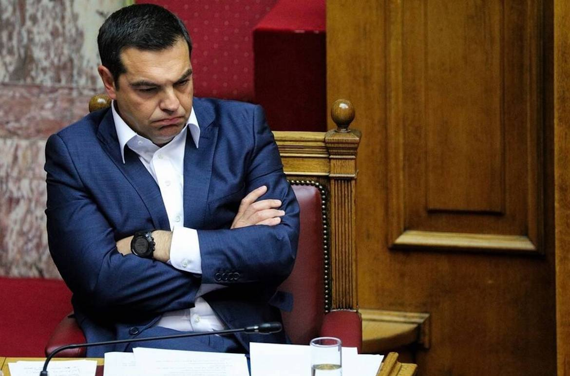 Alexis Tsipras demands national elections as soon as