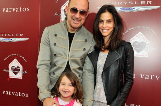 John Varvatos Raises $1m for Sexually Abused Children's Charity