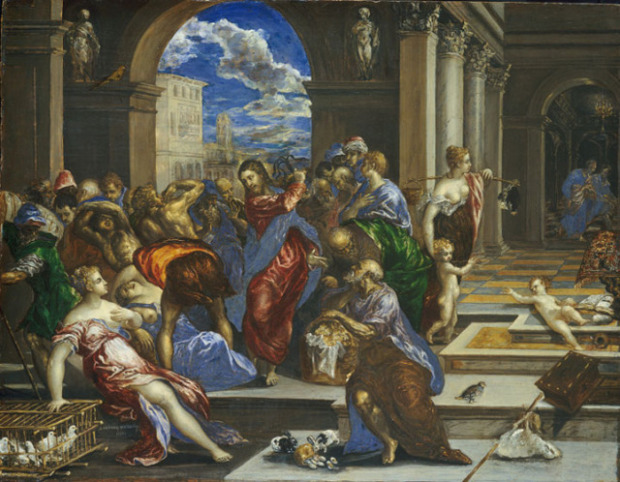 El Greco (Domenikos Theotokopoulos), 