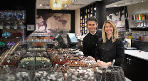 4th Generation of Edwards Family Returning to Greek Immigrant Neighborhood Roots with Multi Million Dollar Expansion of Chocolate Business