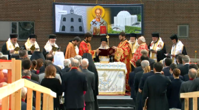 Complete Video of St. Nicholas National Shrine Ground Blessing