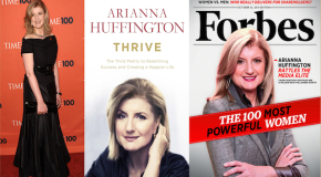 Arianna Huffington Bringing Huffpost Home to Greece; Plans to Launch Greek Language Edition in November