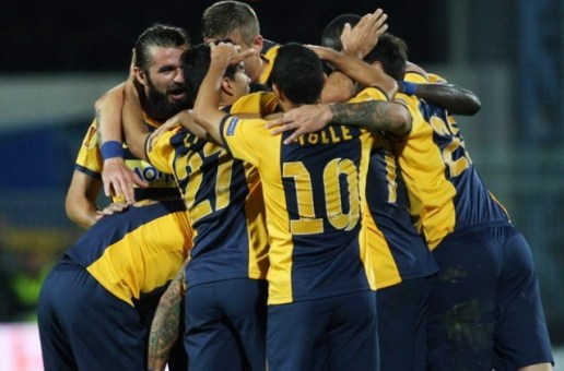 Asteras Tripolis the Lone Bright Spot Among Greek Clubs on UEFA Match Day 2