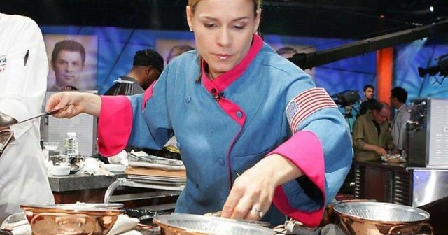 Iron chef cat cora to receive 2014 daughters of penelope salute to