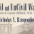 "Book of the Week: ""Civil and Uncivil Wars"" by Nicholas X. Rizopoulos"
