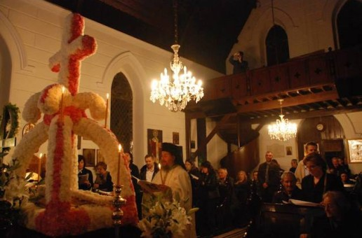 Photos: Good Friday Procession Permitted in Izmir (Smyrna) First Time in 92 Years