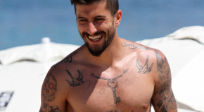 (Photo Gallery) Greek National Soccer Team Players' Island of Choice for Post Cup R&R— Mykonos, of Course