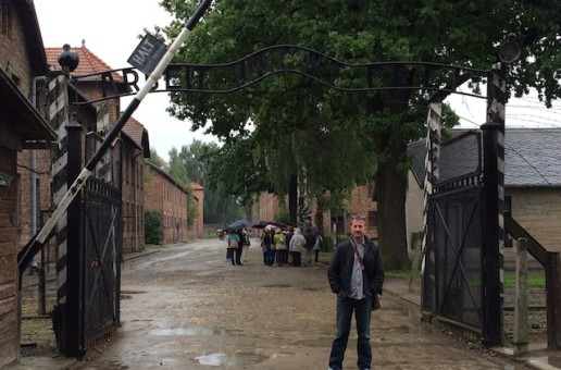 Part One: (Monday, August 25, 2014) The Ghosts of Auschwitz Were Everywhere