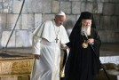 Historic Meeting of Pope, Patriarch in Jerusalem