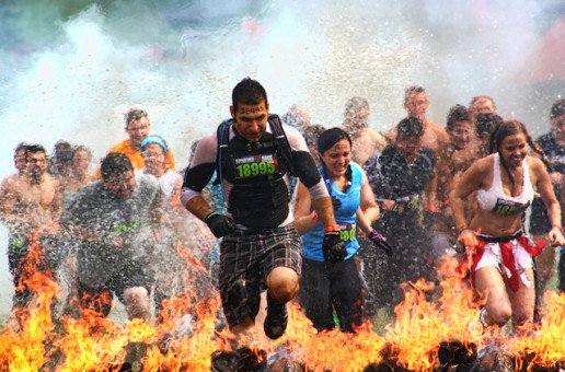 Inspired by the Ancient Greeks: Spartan Race Grows to Become World's Most Popular Fitness and Endurance Competition