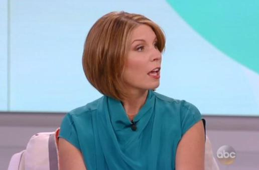 Meet 'The View's' New Greek American Co-Host Nicolle Wallace